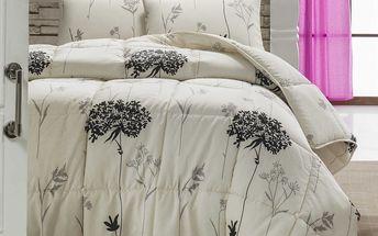 Eponj Home Prošívaný přehoz přes postel/přikrývka 143EPJ9927