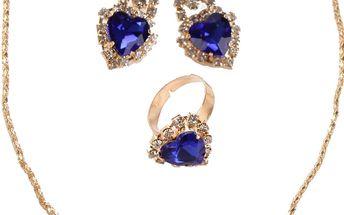 Dámská exkluzivní sada šperků
