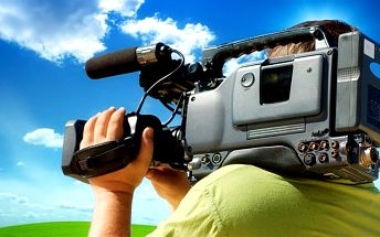 Služby profesionálního kameramana na 3 nebo 6 hodin v Praze