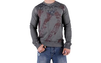 Pánské tričko s dlouhým rukávem 98 - 86 vel. L