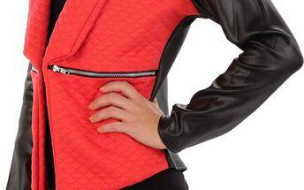 Dámský módní blazer Aynapa vel. XS