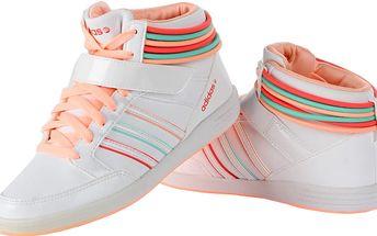 Dámské kotníkové tenisky Adidas Hoops Bangle vel. EUR 36 2/3, UK 4