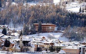 Itálie - Dolomiti Brenta (Val di Sole) na 11 dní, polopenze s dopravou vlastní
