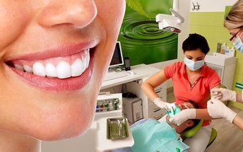 Důkladná dentální hygiena v centru Altadent
