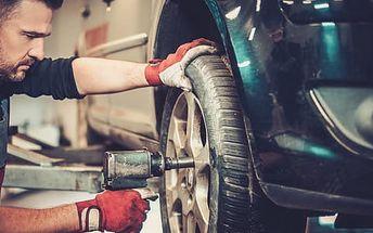Přezutí pneumatik nebo celková výměna kol