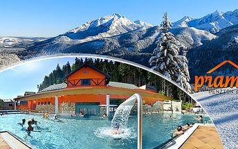 Tatry, Liptov: 3-4 dny pro dva: snídaně/polopenze + možnost: 2x pizza, wellness, aquapark