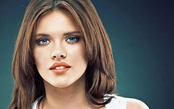 Hloubková výživa pro vlasy, střih a barvení