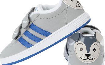 Dětské tenisky Adidas Court Animal vel. EUR 26, UK 8,5