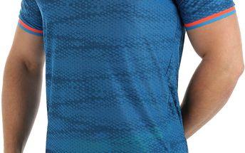 Pánské sportovní a funkční tričko Adidas Champions League vel. S