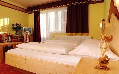 Alpy - Rakousko: luxusní pobyt na 4 až 8 dní pro 2 osoby + polopenze a bohatý wellness