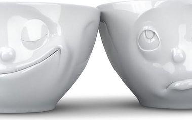 Set misek šťastný pár, bílé