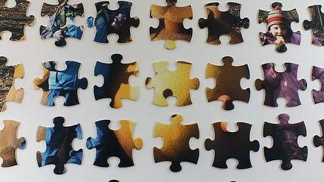 Fotopuzzle na míru z vašich fotografií