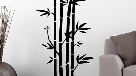 Samolepka na zeď - Bambus - poštovné zdarma