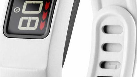 Inteligentní fitness náramek GARMIN Vivofit 2, bílá - 010-01407-01