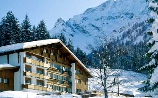 Rakousko - Vorarlbersko na 11 dní, bez stravy s dopravou vlastní