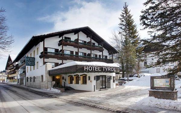 Rakousko - Tyrolsko na 11 dní, snídaně s dopravou vlastní