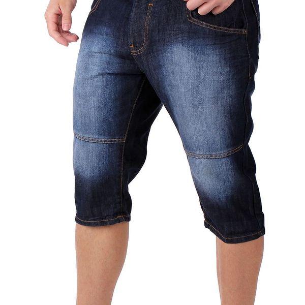 Pánské jeansové kraťasy Kangol vel. W 36