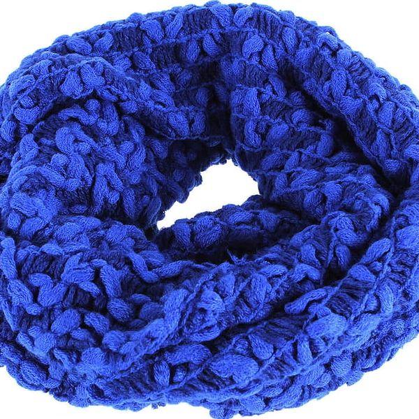 Nákrčník pletený