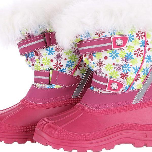 Dívčí sněhule Trespass Snow Sparkle vel. EUR 34, UK 2