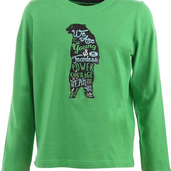 Dětské tričko s dlouhým rukávem Loap vel. 13 - 14 let, 164 cm
