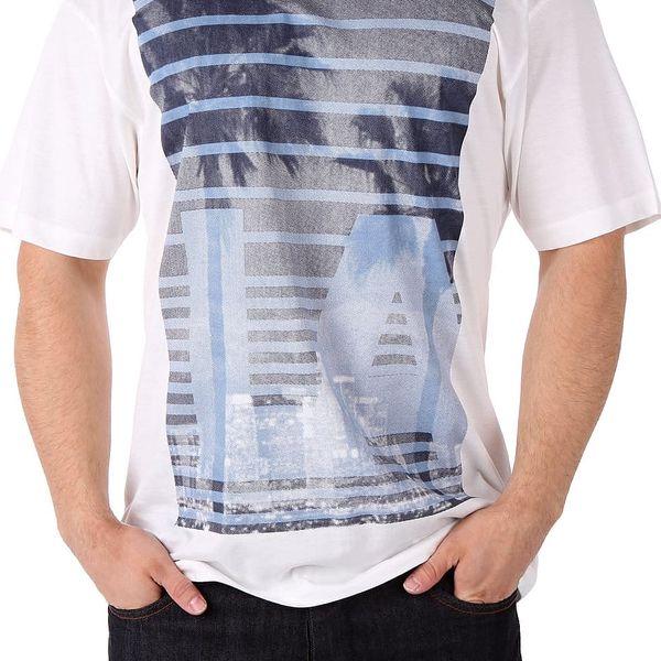 Pánské tričko s potiskem Cargo Bay vel. XL