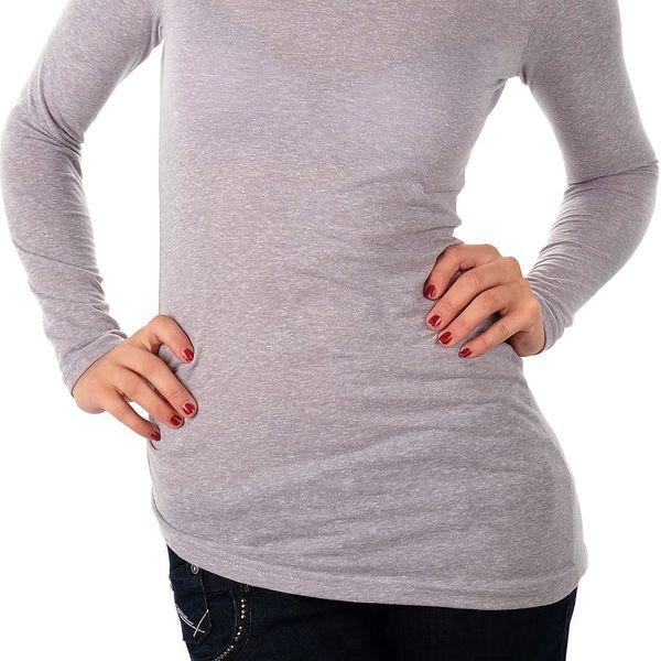 Dámské tričko s dlouhým rukávem Urban Surface vel. M