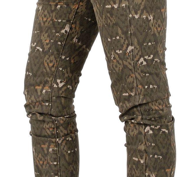 Dámské barevné jeansové kalhoty Cache Cache vel. EUR 34, UK 6