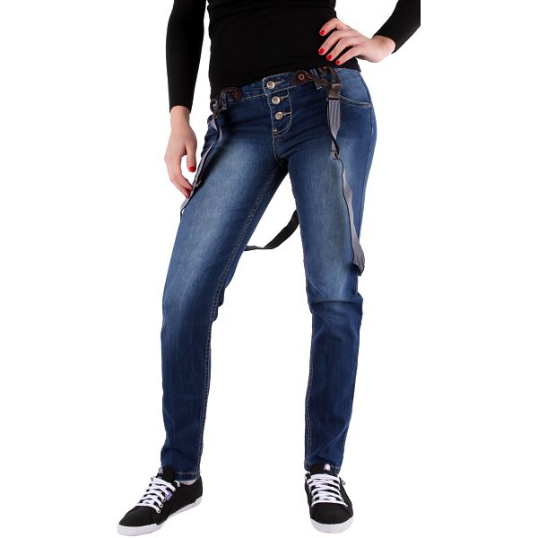Dámské jeansové kalhoty Sublevel vel. S