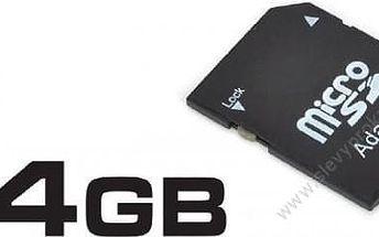 Paměťová karta micro SD 64GB