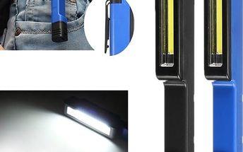 Kapesní LED svítilna - poštovné zdarma