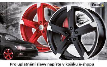 SLEVA 200 Kč na nákup litých disků www.kola-rondell.cz