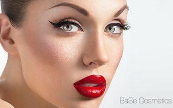 Dokonalý permanentní make-up linek, rtů nebo obočí