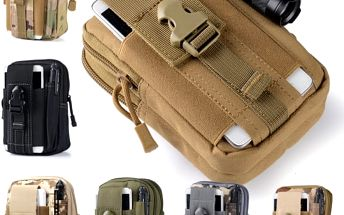 Taktická outdoor taška na smartphone