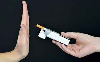 Nekuřákem díky antinikotinové terapii s garancí