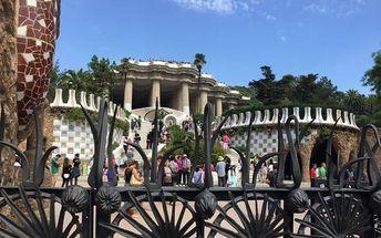 Španělsko, Barcelona, letecky na 4 dny