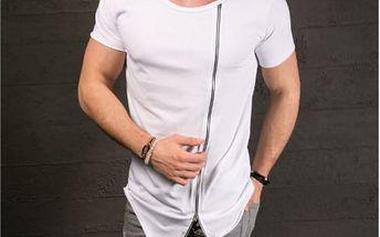 Pánské asymetrické tričko Chris