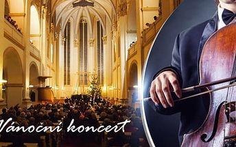 Vánoční koncert: J. J. Ryba - Česká mše vánoční + koledy: kostel sv. Salvátora, 25.12.2016