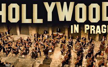 Filmové melodie v podání symfonického orchestru