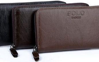 Pánská dlouhá elegantní peněženka