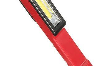 Magnetická LED autolampa - poštovné zdarma