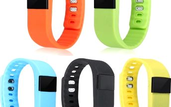 Chytré bluetooth hodinky s krokoměrem