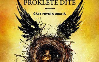 Albatros Harry Potter a prokleté dítě - část 1 a 2
