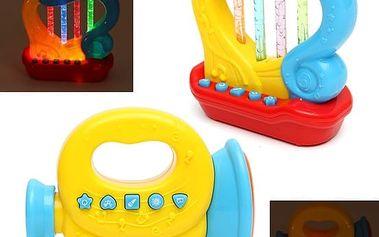 Dětská mini hudební hračka - poštovné zdarma