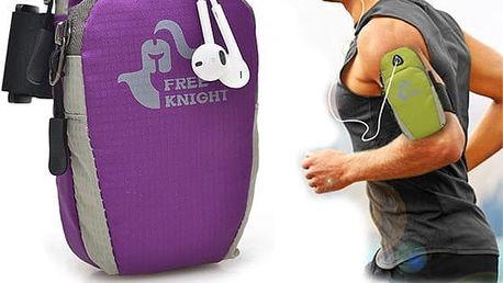 Sportovní taška na paži pro 5,5 telefon