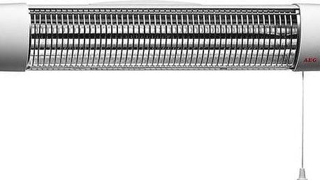 AEG-HC IWQ 121 šedý + Doprava zdarma