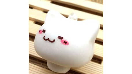 Roztomilá antistresová kočka - poštovné zdarma