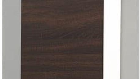 Závěsná koupelnová skříňka Lorieta bsc 3