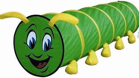Bino Housenka zelená