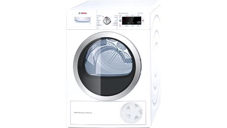 Bosch WTW85560BY bílá + Doprava zdarma