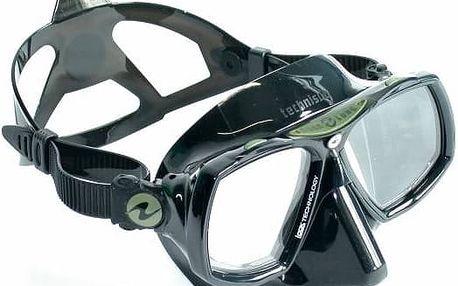 Technisub Look 2 silikon černá zelená + Doprava zdarma